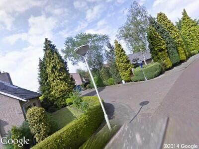 Ambulance naar Kapelstraat in Breda