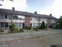 Ambulance naar Kleine Beerpad in Eindhoven