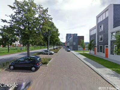 Traumahelikopter naar Mozartlaan in Zwolle