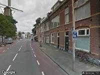 Ambulance naar Adelaarstraat in Utrecht