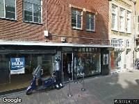 Ambulance naar Kleine Berg in Eindhoven