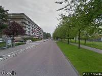 112 melding Ambulance naar Michelangelostraat in Rotterdam