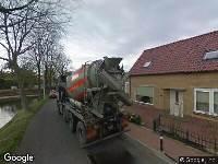 Ambulance naar Lange Schenkel in Nieuwland