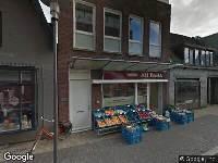 Ambulance naar Rozengracht in Zaandam