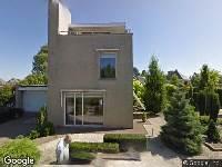 Brandweer naar Wasbeemd in Prinsenbeek