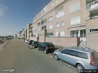 Politie naar Loskade in Middelburg