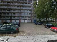 Brandweer naar Milaanstraat in Haarlem