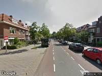Ambulance naar Marnixstraat in Haarlem