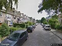 Ambulance naar Kamerlingh Onnesstraat in Haarlem