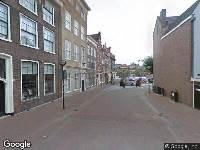 Ambulance naar Damstraat in Haarlem