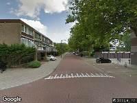 Brandweer naar Laan van Parijs in Haarlem