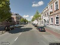 Brandweer naar Wilhelminastraat in Haarlem