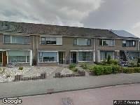 112 melding Brandweer en politie naar Willem de Zwijgerlaan in Zevenaar
