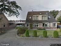 Ambulance naar Kamerlingh Onneslaan in Soesterberg