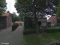Ambulance naar Thorbeckelaan in Waalwijk