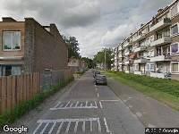 112 melding Ambulance naar Dreischorstraat in Rotterdam