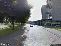 Brandweer naar Bachlaan in Zwolle