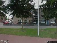 Ambulance naar Noordkil in Papendrecht