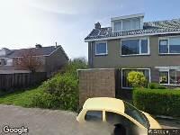 Ambulance naar Praamstraat in Den Helder