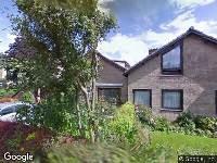 Ambulance en brandweer naar Park Ypenburg in Koudekerk aan den Rijn