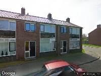Ambulance naar Geulstraat in Den Helder
