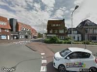 Brandweer naar Zuidvliet in Leeuwarden