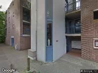 Politie naar Sabangstraat in Zwolle