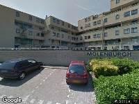 Ambulance naar Zonnebloemstraat in Katwijk