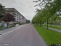 112 melding Besteld ambulance vervoer naar Michelangelostraat in Rotterdam