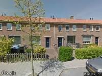 Ambulance naar Biezenlaan in Arnhem