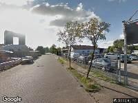 Brandweer naar Timpweg in Groningen