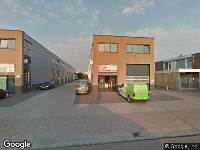 Ambulance naar Mortelweg in Weurt