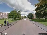 Politie naar Ruusbroecstraat in Zwolle