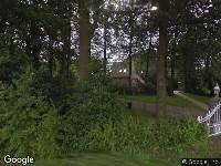 Brandweer naar Sorghvlietweg in Zwolle