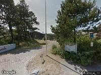 Brandweer naar Badweg in Schiermonnikoog