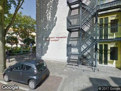 Ambulance naar Nocturnestraat in 's-Gravenhage
