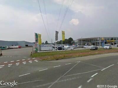 Ambulance naar Dwarsweg in Ede