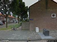 Ambulance naar Marsmanstraat in Amsterdam