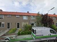Ambulance naar Marijkestraat in Klaaswaal