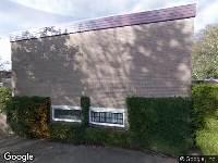112 melding Ambulance naar Garnichweg in Eindhoven