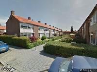 Ambulance naar Kroospad in Arnhem