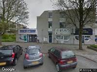 Ambulance naar De Jagerweg in Dordrecht