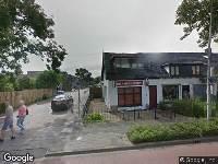 Ambulance naar Kerkweg in Lekkerkerk