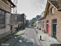 112 melding Traumahelikopter naar Schoterstraat in Haarlem