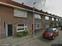 Ambulance naar Runstraat in Utrecht