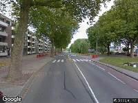 Brandweer naar Kerkwervesingel in Rotterdam