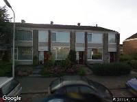 Ambulance naar Jupiterstraat in Zwijndrecht
