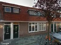 Ambulance naar Geulstraat in Utrecht