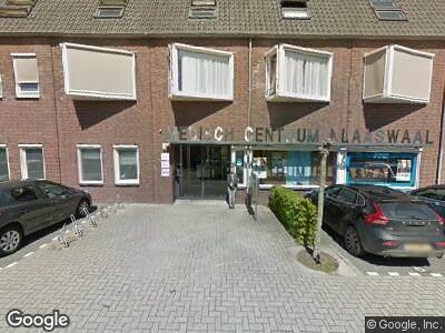 Brandweer naar Kerkstraat in Klaaswaal