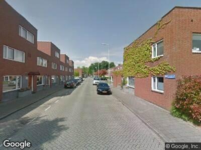 Ambulance naar Herkingenstraat in Rotterdam